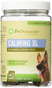 Naturals calming XL final - Best Dog Supplements on the Market: Their Ingredients and Description