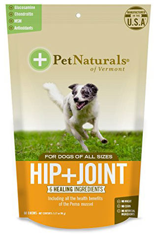 Naturals hip and joint final - Best Dog Supplements on the Market: Their Ingredients and Description