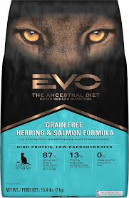 EVO Grain Free Herring and Salmon Final - Best Kitten Food 2019 — Review of Top Rated Kitten and Cat Foods