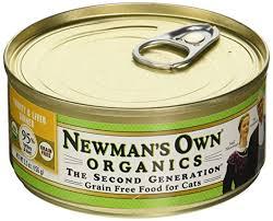 Newmans Own Organics Grain Free - Best Organic Kitten Food 2019 — Review of Organic Kitten Foods