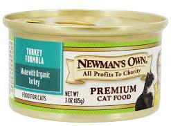 Newmans own organic premium final - Best Organic Kitten Food 2019 — Review of Organic Kitten Foods