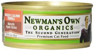 Newmans own organic premium2 final - Best Organic Kitten Food 2019 — Review of Organic Kitten Foods
