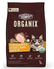Organix Chicken and Brown Rice Final - Best Organic Kitten Food 2021 — Review of Organic Kitten Foods