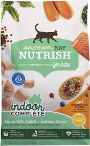 Rachael Ray Nutrish Indoor final - Best Kitten Food 2019 — Review of Top Rated Kitten and Cat Foods