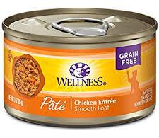Wellness CORE Natural Grain Free Wet final - Best Kitten Food 2021 - Top Rated Kitten and Cat Foods Reviewed