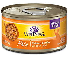 Wellness CORE Natural Grain Free Wet final - Best Kitten Food 2019 — Review of Top Rated Kitten and Cat Foods